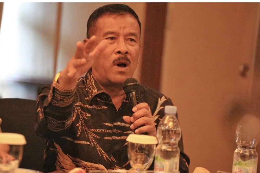 Manajer Persib, Umuh Muchtar telah mendaftarkan Stadion GBLA sebagai home base Persib untuk berlaga di Liga 1 2020 Dok Foto : Humas Bandung
