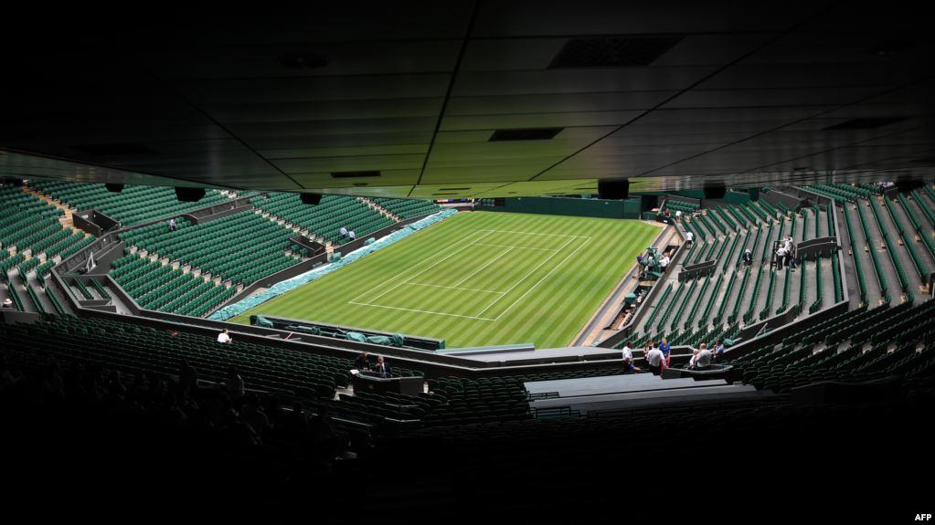 Untuk pertama kali, kejuaraan tennis Wimbledon di London tidak akan diadakan tahun ini.