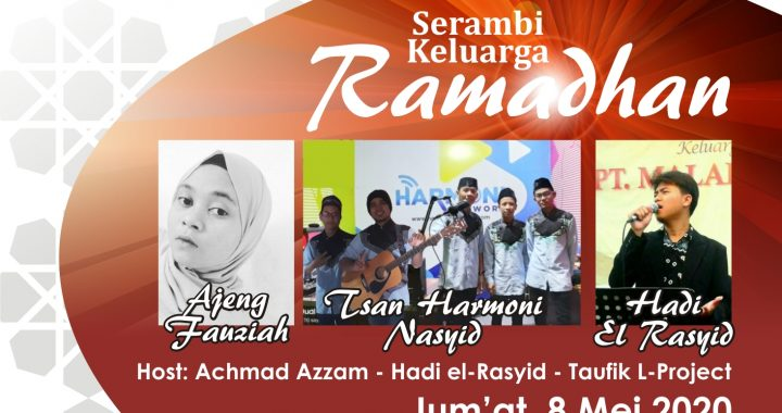 Serambi Keluarga Ramadhan - 1