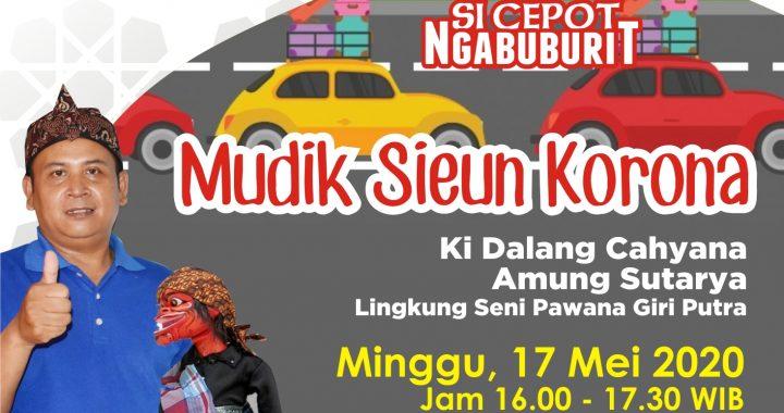 Si Cepot Ngabuburit - Mudik Sieun Korona