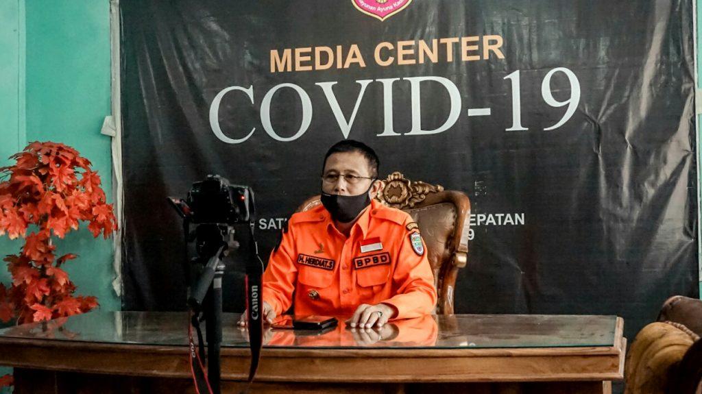Bupati Ciamis Ingatkan ASN Agar Tak Selewengkan Dana Bencana di Tengah Pandemi Covid 19