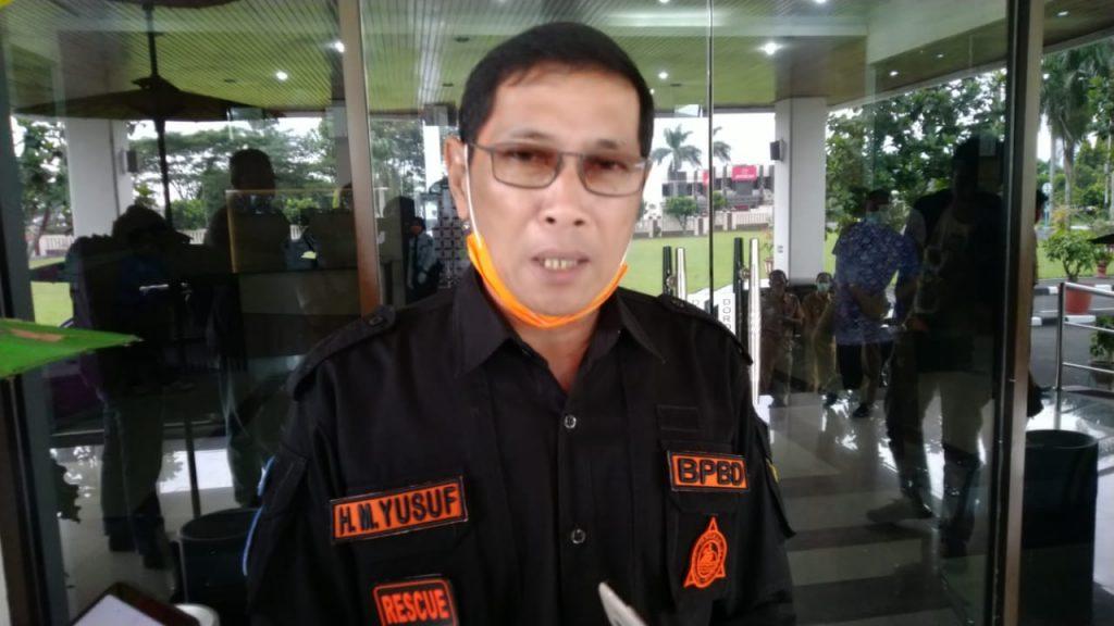 Wakil Wali Kota Tasikmalaya Muhammad Yusuf