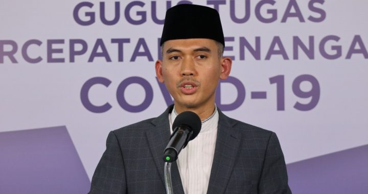 Foto : Sekretaris Komisi Fatwa Majelis Ulama Indonesia (MUI) Dr. H. M. Asrorun Ni'am Sholeh, M.A (Komunikasi Kebencanaan BNPB/Dume Sinaga)