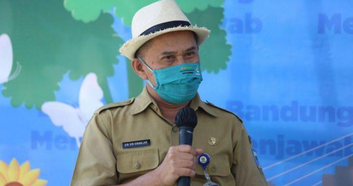 Kepala Dinas Pangan dan Pertanian (Dispangtan) Kota Bandung, Gin Gin Ginanjar* Foto Humas Bandung