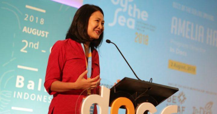 Amelia Hapsari, anggota the Academy of Motion Picture Arts and Sciences asal Indonesia pertama (dok: Amelia Hapsari)