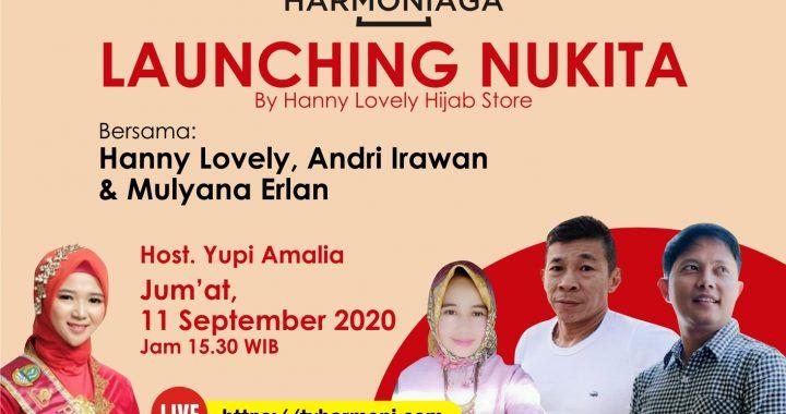 Harmoniaga - Launching Nukita
