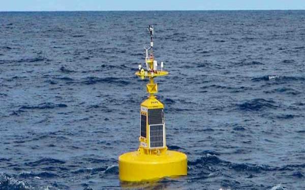 """Alat pendeteksi tsunami. Foto: Radar Lombok  Artikel ini telah tayang di JPNN.com dengan judul """"Waduh, Alat Deteksi Dini Tsunami di Pantai Selatan Cianjur Rusak"""", https://www.jpnn.com/news/waduh-alat-deteksi-dini-tsunami-di-pantai-selatan-cianjur-rusak"""
