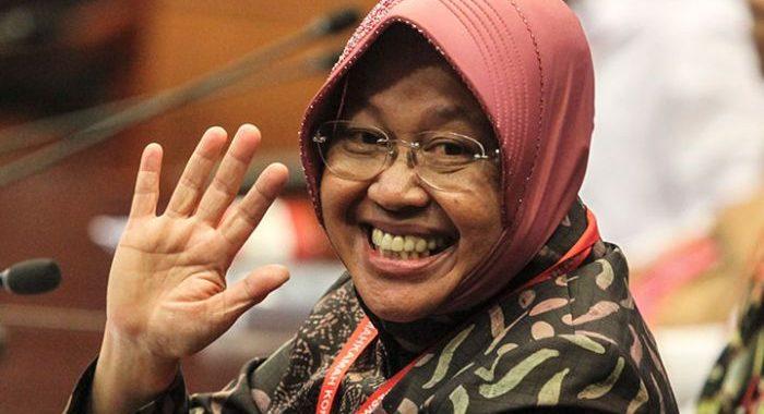 Tri Rismaharini ditugaskan Presiden Joko Widodo menjadi Menteri Sosial. Foto: ANTARA FOTO