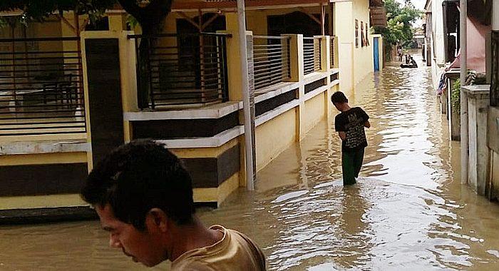 Foto :BPBD Kabupaten Cirebon