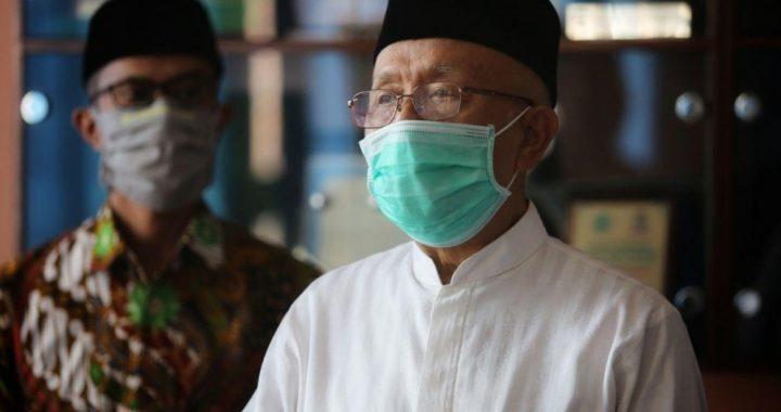 Ketua Majelis Ulama Indonesia (MUI) Kota Bandung, Miftah Faridl