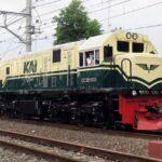 Unit lokomotif CC 201 yang diberi livery lokomotif 1953-1991* Foto. PT Kereta Api Indonesia.