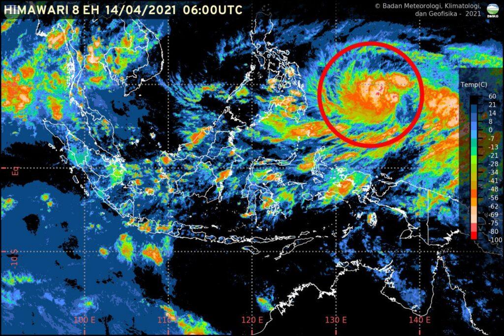 Siklon Tropis