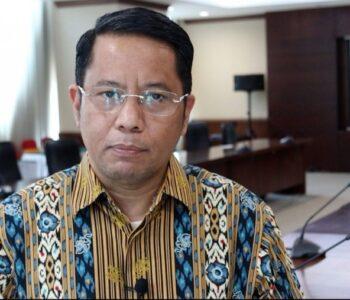 Dirjen Bimas Islam Kamaruddin Amin