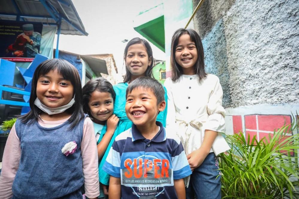 Memperingati Hari Anak Nasional Tahun 2021, Kepala Dinas Pemberdayaan Perempuan dan Perlindungan Anak (DP3A) Kota Bandung, Rita Verita mengajak masyarakat melindungi anak di masa pandemi Covid-19