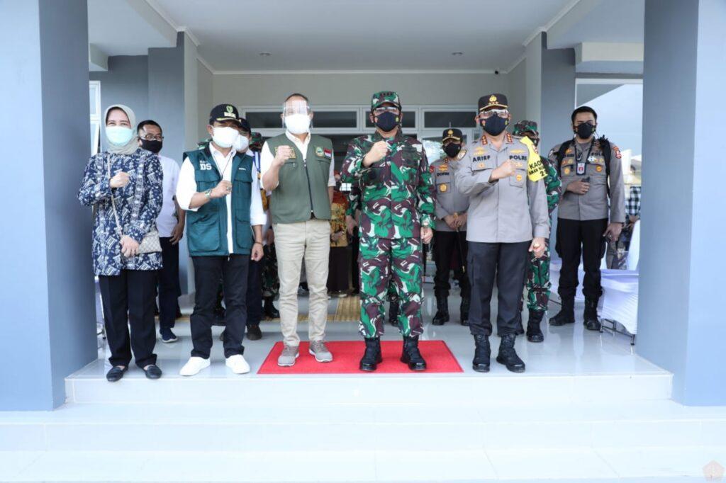 Foto : Dokumentasi Puspen TNI