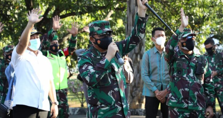 Foto : Dokentasi Puspen TNI