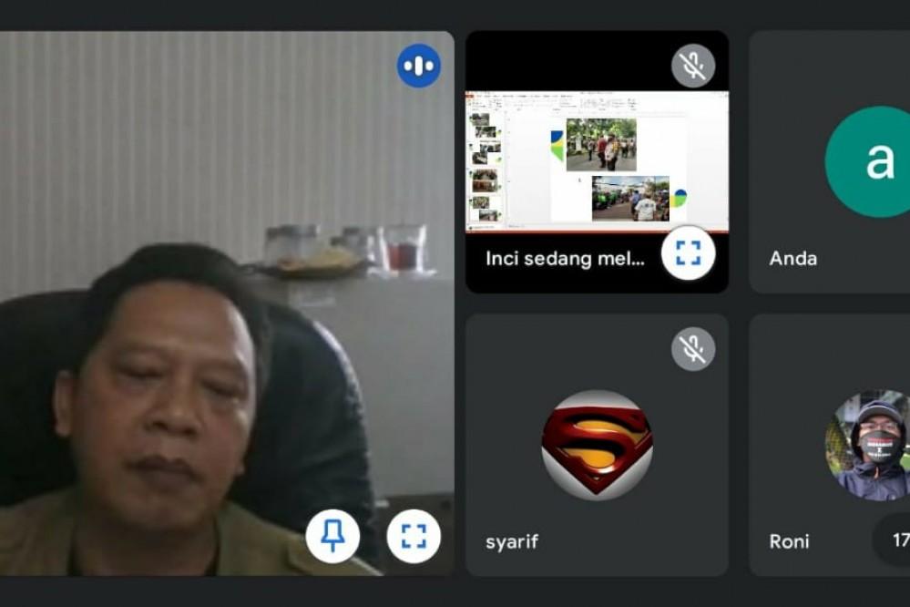 Sekretaris Badan Kesatuan Bangsa dan Politik (Kesbangpol) Kota Bandung, Inci Dermaga Mustawan.*