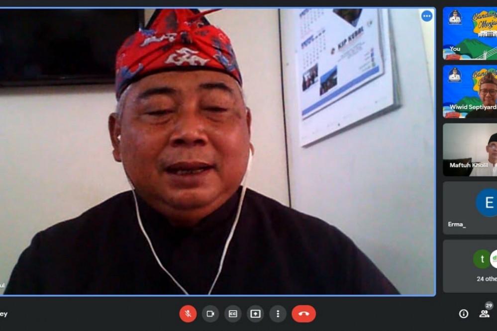 Kepala Bagian Kesejahteraan Rakyat dan Kemasyarakatan (Kesra) Kota Bandung, Momon Ahmad Imron.* Foto : Humas Bandung